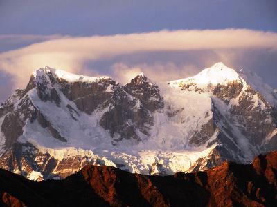 Mount Chaukhamba